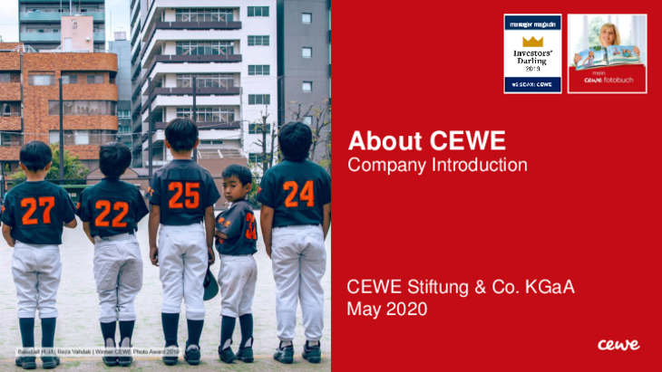 About CEWE